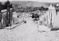 Cruzamento da Rua da Matança com a Praça da Bandeira : Município de Triunfo