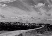 Vista da cidade e ao fundo a Igreja Matriz de São José : Município deSão José do Egito
