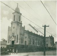 Igreja Matriz de São José : Ubajara, CE