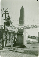 Obelisco : Pinheiro, MA