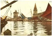 Baía de Guajará : Mercado Ver-o-Peso : Belém (PA)