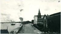 Baía de Guajará : Mercado de Ferro : Belém (PA)