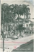 Largo das Mercês : Igreja Nossa Senhora das Mercês : Belém (PA)
