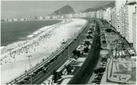 [Avenida Atlântica] : Praia de Copacabana : Rio de Janeiro (RJ)
