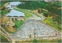 [Vista aérea do] Parque de Exposição Dr. Mário Bernardino Ramos : Festa da Uva : Caxias do Sul, RS