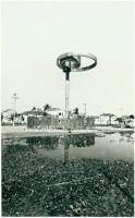 [Praça Vinte de Setembro] : Monumento ao Sesquicentenário da Imigração Alemã : São Leopoldo, RS