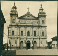 Igreja Matriz [de Nossa Senhora do Bom Sucesso] : Pindamonhangaba, SP