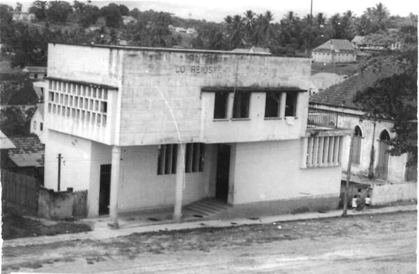 Correios e Telégrafos : Cruzeiro do Sul, AC - 1972