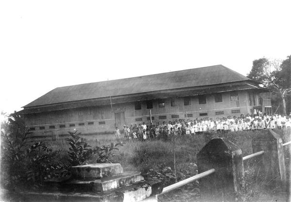 Grupo Escolar Desembargador Eliziário : Sena Madureira, AC - [195-?]