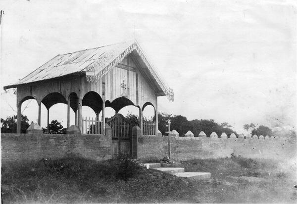 Cemitério público : Sena Madureira, AC - [195-?]