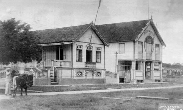 Prefeitura : Teatro Municipal : Tarauacá, AC - [195-?]