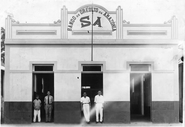 Banco de Crédito da Amazônia S.A. : Tarauacá, AC - [195-?]