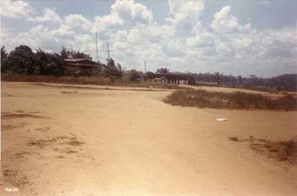 SUCAM em Novo Aripuanã (AM) - 1985