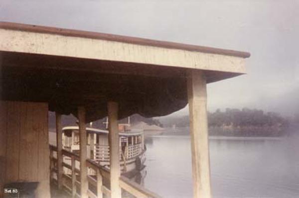 Porto de Novo Aripuanã (AM) - 1985