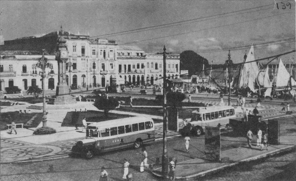 Praça do Relógio : Belém (PA) - [19--]