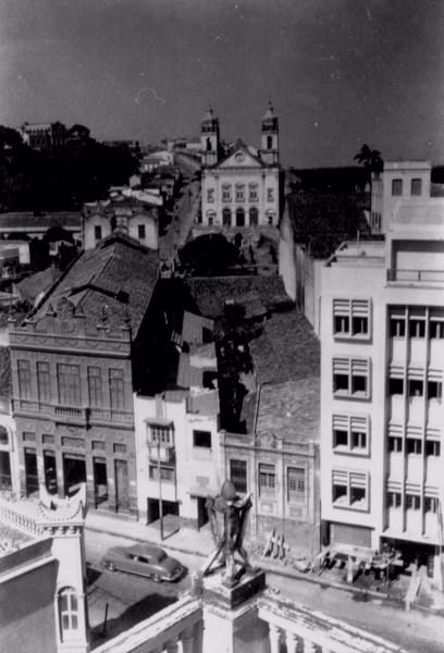 Cidade de Maceió (AL) - 1952