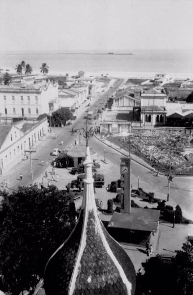Cidade de Maceió (AL) - 1956