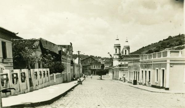 Rua Dr. Miguel Torres : Água Branca, AL - 1949