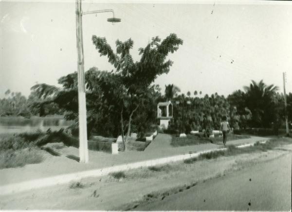 Praça Padre Cícero Romão Batista : Barra de Santo Antônio, AL - 1983
