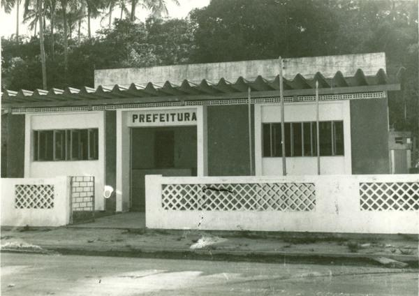 Prefeitura : Barra de Santo Antônio, AL - [19--]