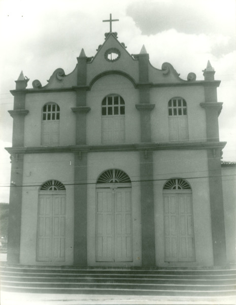 Igreja Matriz Nossa Senhora da Penha : Cacimbinhas, AL - [19--]