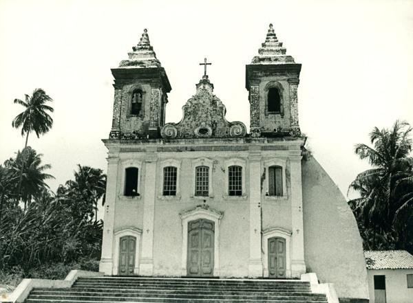 Igreja da Matriz Nossa Senhora da Mãe dos Homens : Coqueiro Seco, AL - [19--]