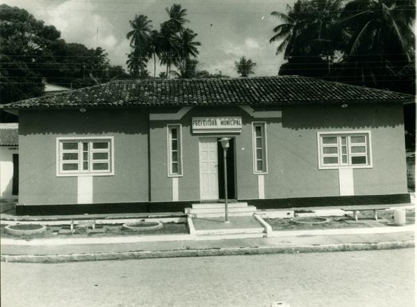 Prefeitura Municipal : Coqueiro Seco, AL - [19--]