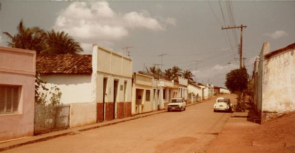Rua Governador Luiz Cavalcante : Coité do Nóia, AL - [19--]