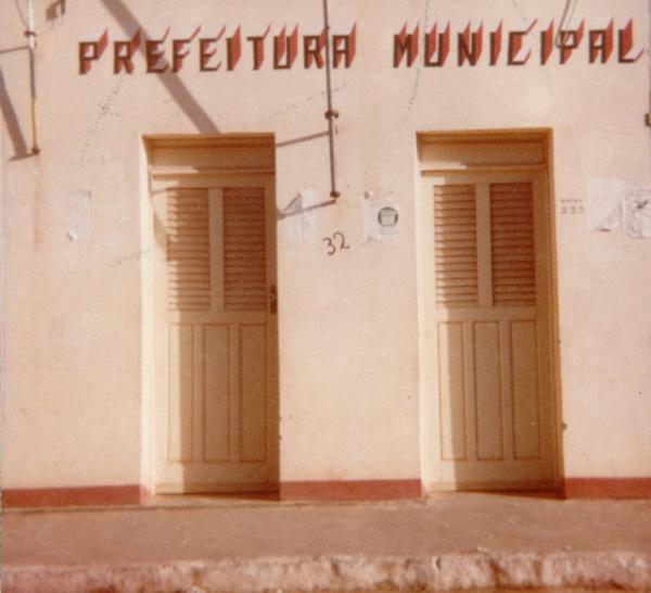Prefeitura Municipal : Feliz Deserto, AL - [19--]