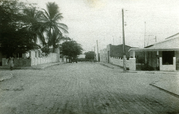 Rua Senador Rui Palmeira : Inhapi, AL - 1983