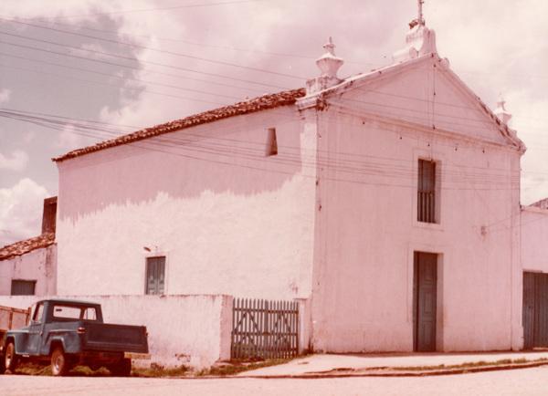 Igreja de São Sebastião : Joaquim Gomes, AL - [19--]