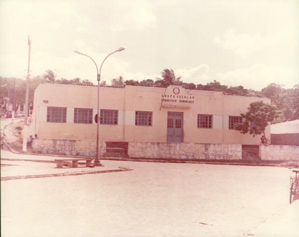 Grupo Escolar Francisco Domingues : Limoeiro de Anadia, AL - [19--]