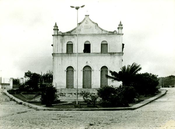 Igreja católica : Mar Vermelho, AL - [19--]