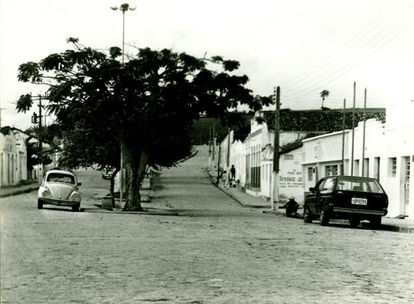 Rua Coronel Álvaro Almeida : Mar Vermelho, AL - [19--]