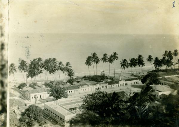 Vista parcial da cidade : Maragogi, AL - [19--]