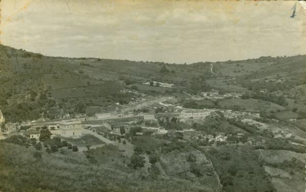 Vista panorâmica da cidade : Mata Grande, AL - [19--]