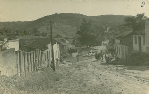 Vista parcial da cidade : Mata Grande, AL - [19--]