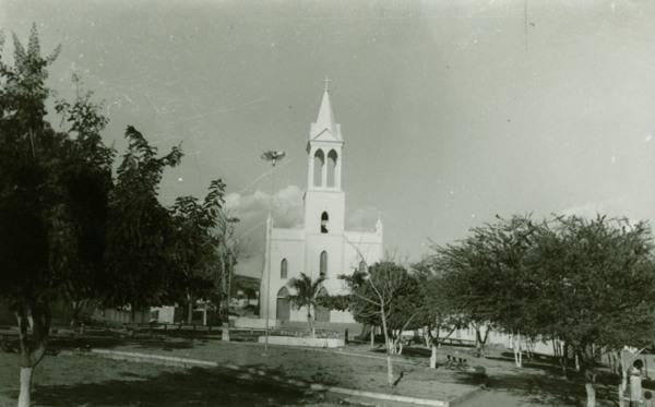 Igreja Matriz Nossa da Conceição : Mata Grande, AL - [19--]