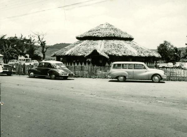 Restaurante Maloca do índio : Palmeira dos Índios, AL - 1968