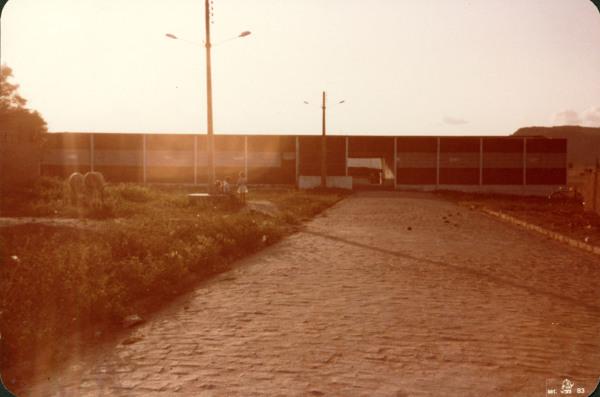 Ginásio Nossa Senhora das Graças : Minador do Negrão, AL - 1983