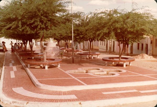 Praça Nossa Senhora do Carmo : Olivença, AL - [19--]