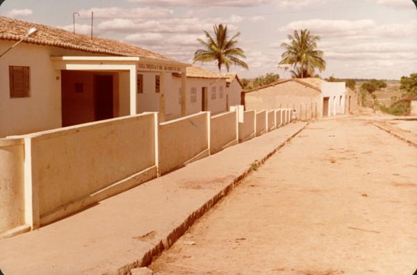 Escola Cenecista João Roberto da Silva : Rua da Abolição : Olivença, AL - [19--]