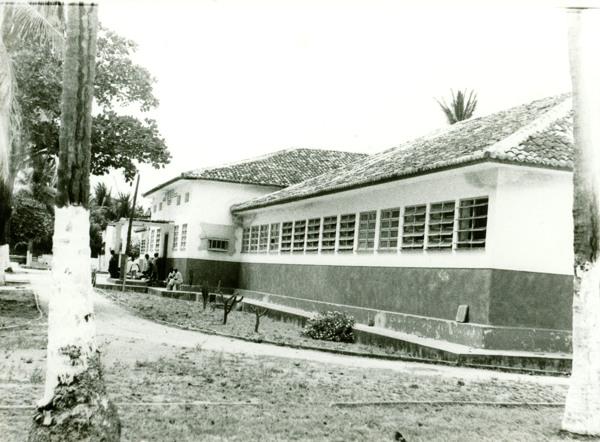Hospital Regional da Fundação SESP : Avenida Maestro Manoelito Bezerra Lima : Pão de Açúcar, AL - [19--]