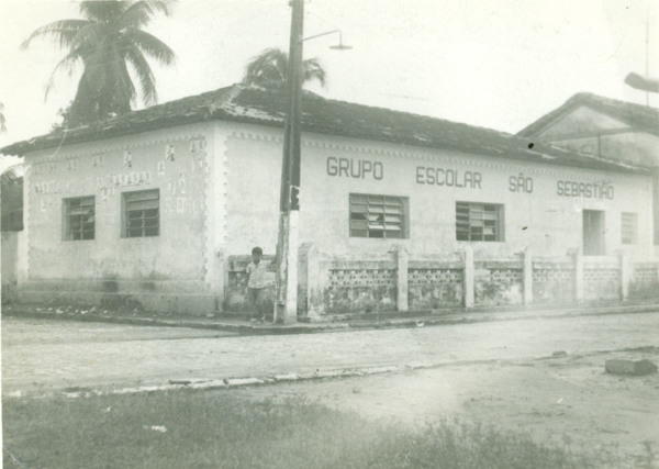 Grupo Escolar São Sebastião : Passo de Camaragibe, AL - [19--]