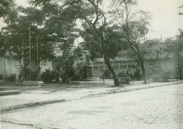 Praça Padre Cícero Romão Batista : Passo de Camaragibe, AL - [19--]