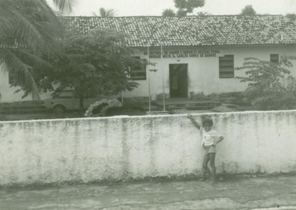 Unidade Mista Dr Carlos Gomes de Barros : Passo de Camaragibe, AL - [19--]