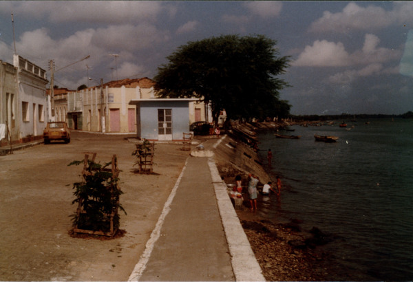 Cais do Rio São Francisco : Piaçabuçu, AL - [19--]