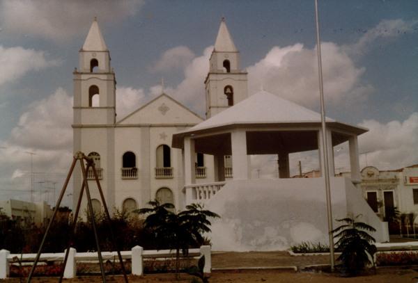 Igreja Matriz São Francisco de Borja : Piaçabuçu, AL - [19--]