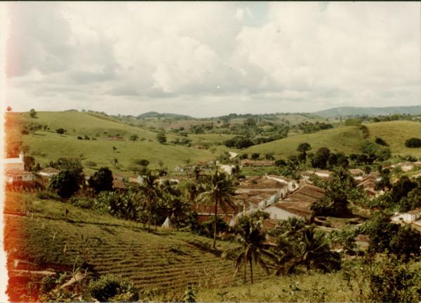 Vista parcial da cidade : Pindoba, AL - [19--]