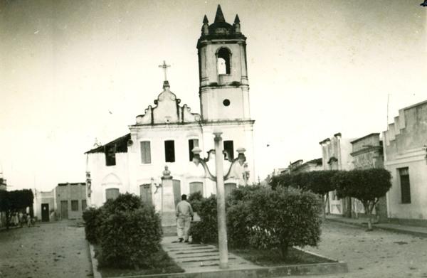 Igreja Matriz de São Brás : São Brás, AL - [19--]